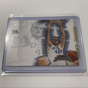 Press Pass Other - Lot of 3: Kevin Love '08 UCLA Rookie Cards